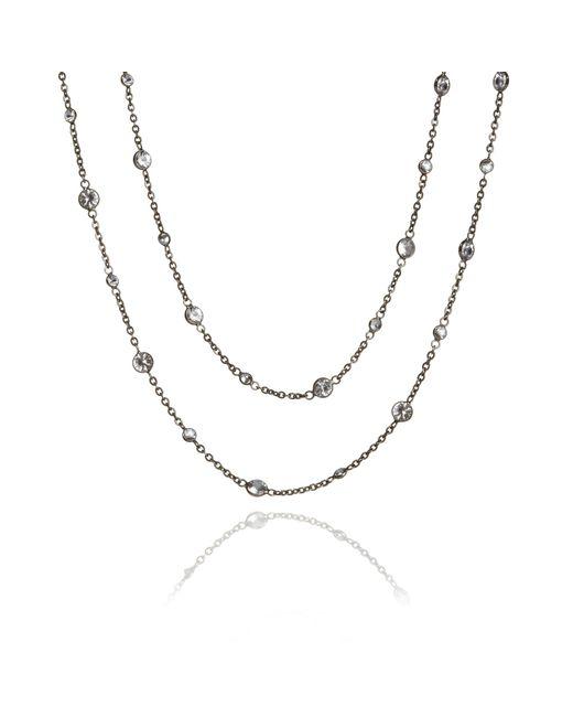 Annoushka - Metallic Nectar Night Jasmine Necklace - Lyst