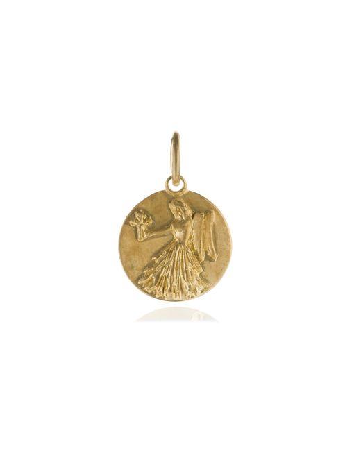 Annoushka - Metallic Mythology 18ct Gold Virgo Pendant - Lyst