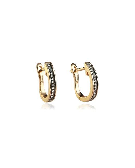 Annoushka - Metallic Eclipse Porcupine Hoop Earrings - Lyst