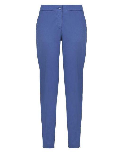 Armani Jeans | Blue Straight Leg Pant | Lyst
