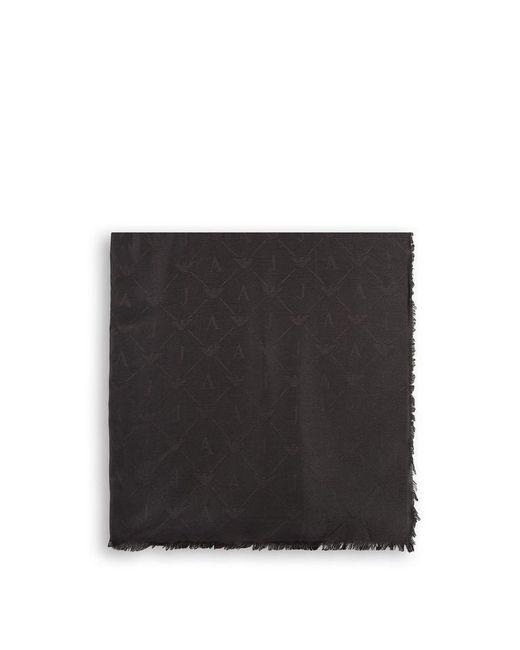 Armani Jeans | Black Foulard | Lyst
