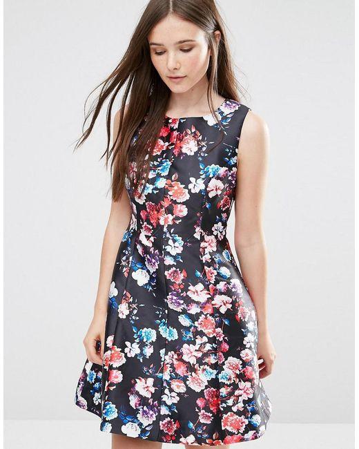 Darling | Black Catriona Skater Dress | Lyst