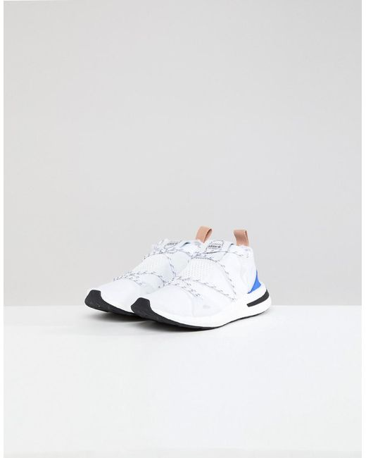 Discount Cheap Online Buy Cheap Websites Arkyn Trainers In White - White adidas Originals Az7cg6TQ