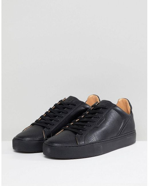 cheapest price cheap price cheap sale big discount Nicce logo trainers in black O1JD4ry