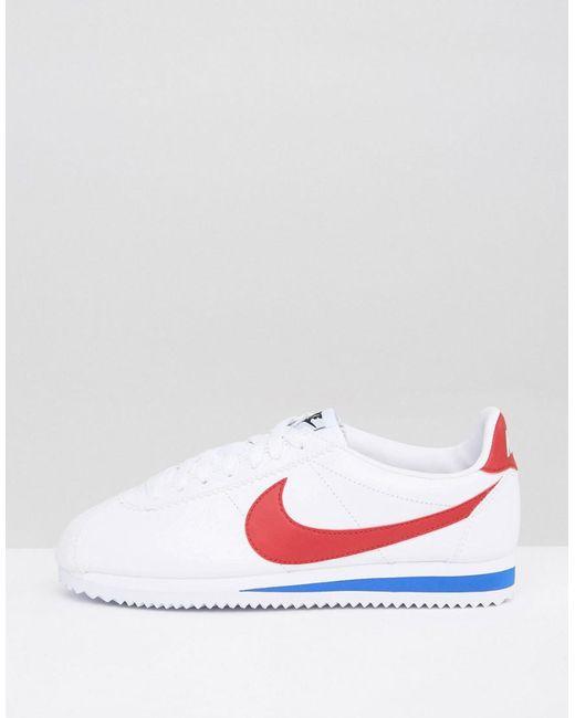 pretty nice 6ef4b c3a15 nike-Multi-Classic-Cortez-Sneakers-In-Retro-Leather.jpeg