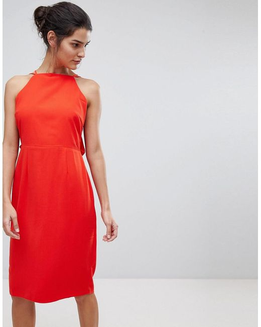 Adelyn Rae - Orange Anne Cami Dress - Lyst