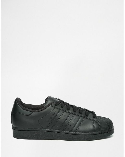 Adidas Originals Formateurs Superstar Dans Af5666 Noir - Noir zqRoQ9