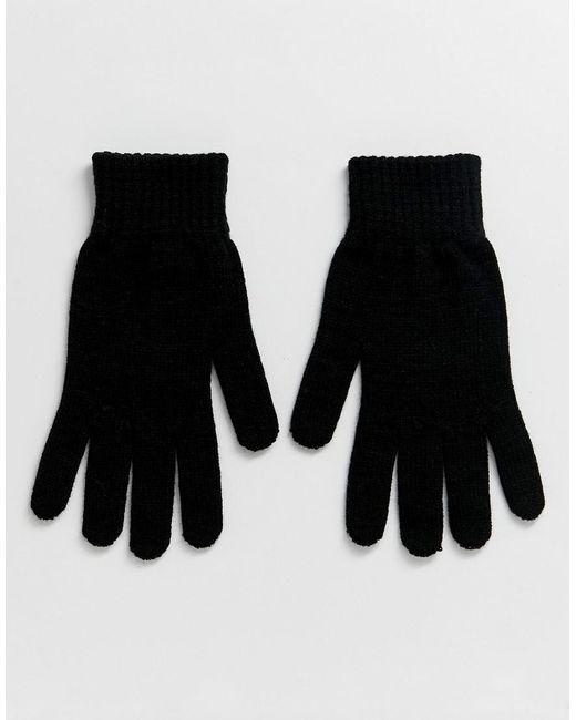 ASOS - Black Gants for Men - Lyst