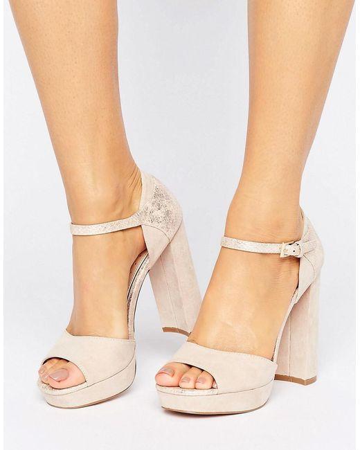 Miss Kg | Natural Summer Platform Sandal | Lyst