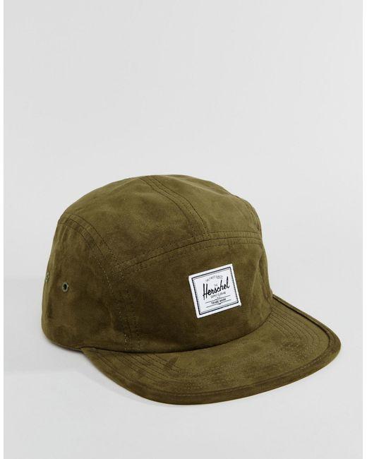 Herschel Supply Co. | Green Glendale Cap In Khaki for Men | Lyst