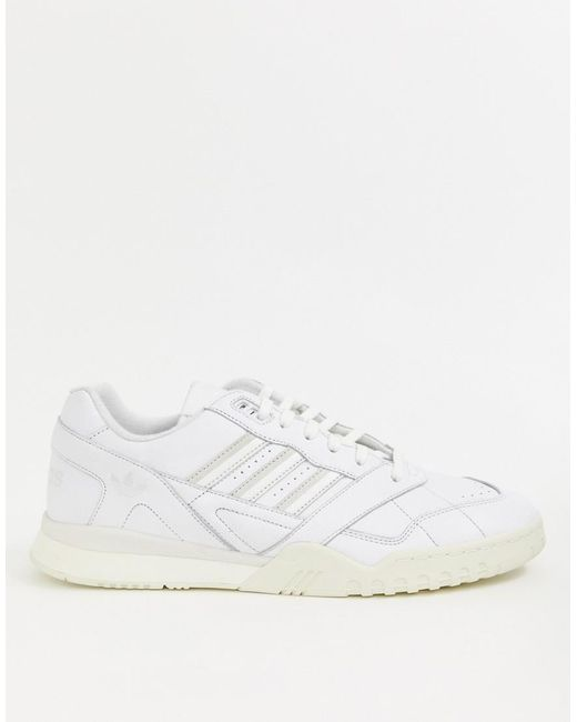 cheap for discount 02ee7 98b1e Adidas Originals - A.r Sneakers In White for Men - Lyst ...