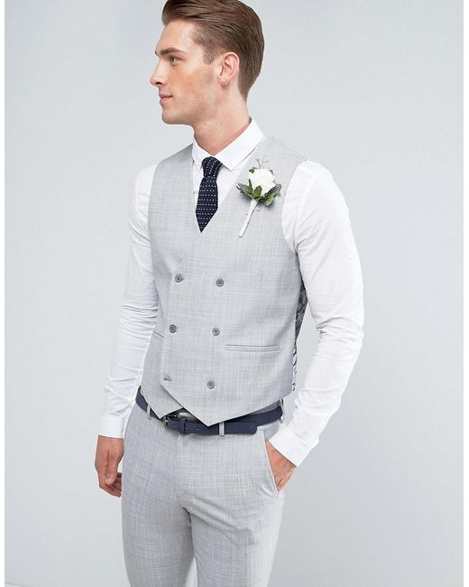 Light Grey Formal Wear