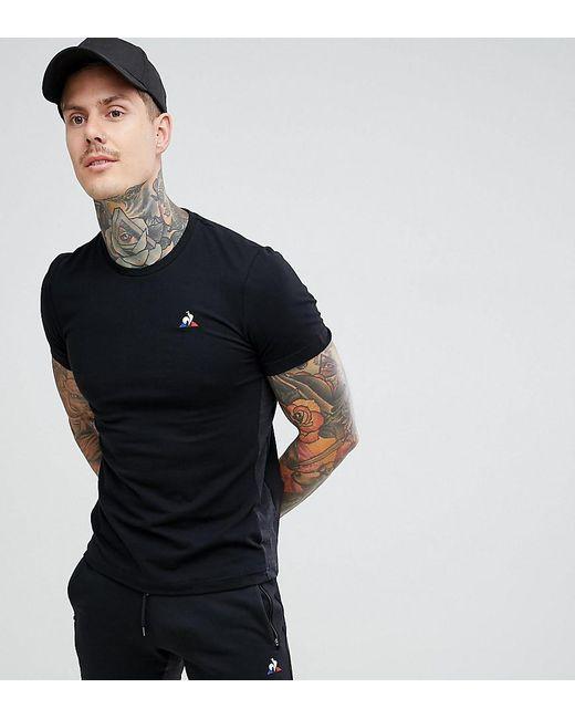 Le Coq Sportif - Black T-shirt for Men - Lyst