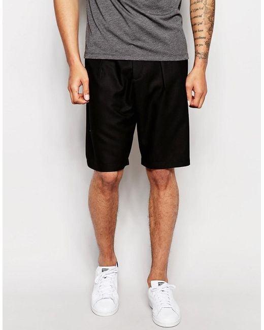 ASOS | Slim Shorts In Black for Men | Lyst