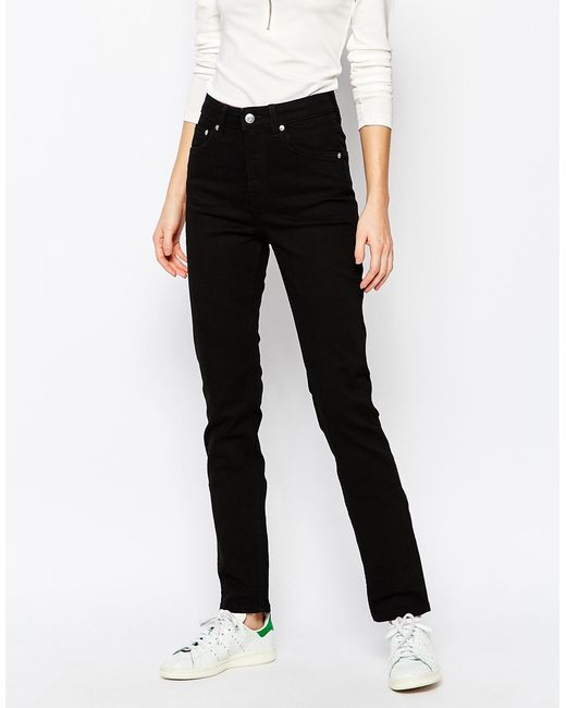 High Waisted Slim Leg Jeans | Jeans To
