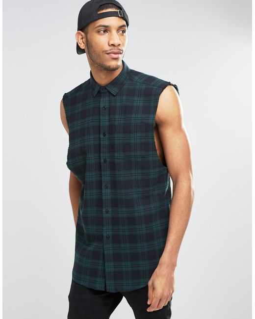Find great deals on eBay for sleeveless check shirt. Shop with confidence.