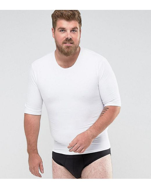 ASOS Asos Plus Shapewear Briefs In Black for men