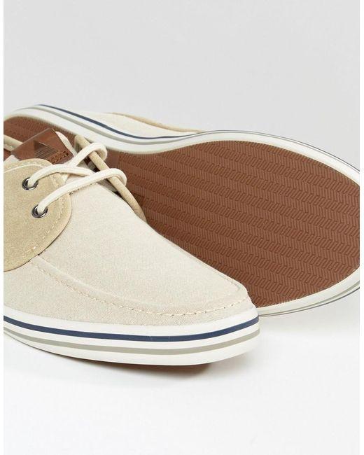 aldo huhha boat shoes in for lyst