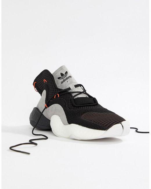 official photos 4446d 24531 ... Adidas Originals - Crazy Sneakers In Black Cq0993 for Men - Lyst