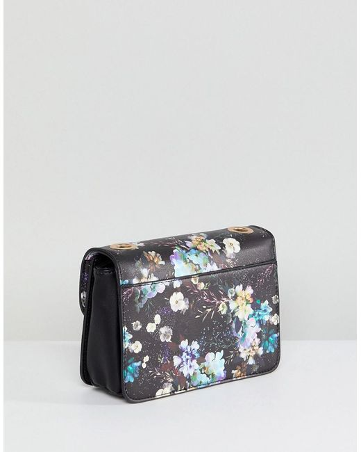 Floral Print Cross Body Bag - Multi Oasis Cheapest Cheap Price Cheap Cost aeLvRdbb