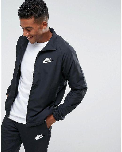 ... Nike - Tracksuit Set In Black 861778-010 for Men - Lyst ...