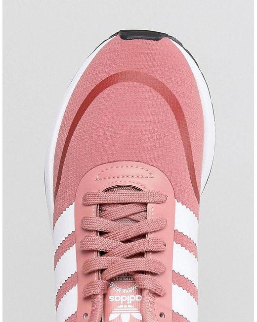 adidas originals originale n 5923 ausbilder in pink und rosa lyst