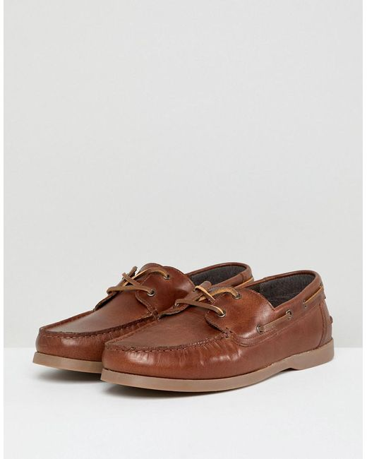 manchester great sale for sale clearance lowest price ASOS DESIGN Wide Fit vegan boat shoes in brown faux suede TdAIuh
