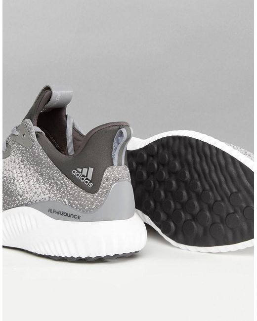 adidas Running Alphabounce Sneakers In DB1091 nSo4WuU