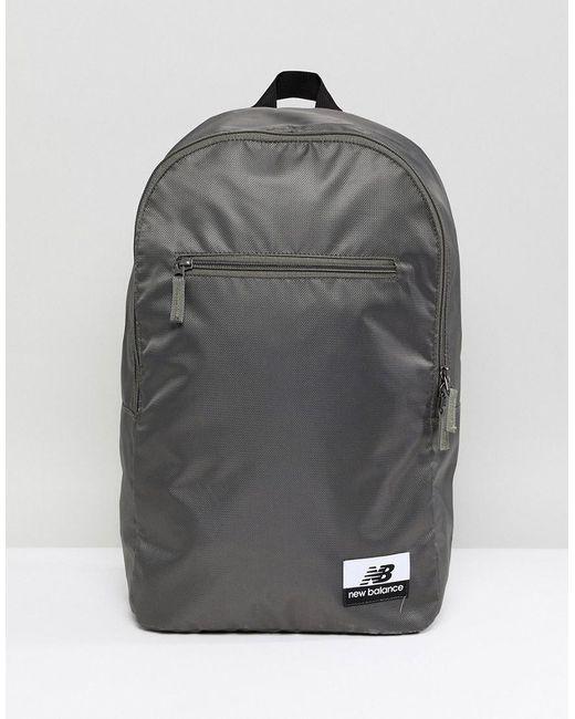 e1b42267ed2 New Balance - Green Classic Backpack for Men - Lyst ...