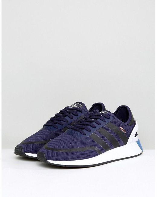 Lyst adidas Originals n 5923 Runner zapatillas en la Marina db0961 en