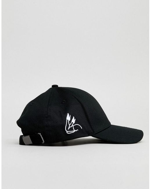 Baseball Cap In Black - Black Jack & Jones UYe2yYT