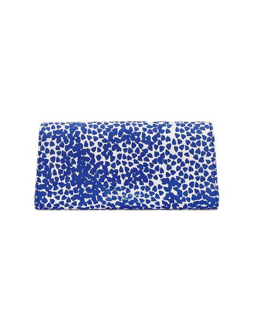 Escompte Combien Aspinal De Londres Aspinal X Beulah Bleu Embrayage De Coeur Dans Le Coeur Bleu De Cobalt Bleu De Cobalt Sortie 100% Authentique Acheter Pas Cher Marque Nouvelle Unisexe Livraison Gratuite 2018 KfXa4