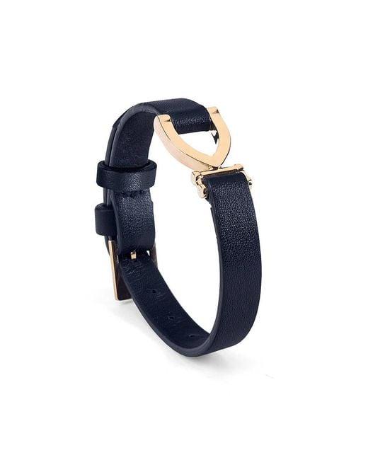 Aspinal - Blue Mayfair Bracelet - Lyst