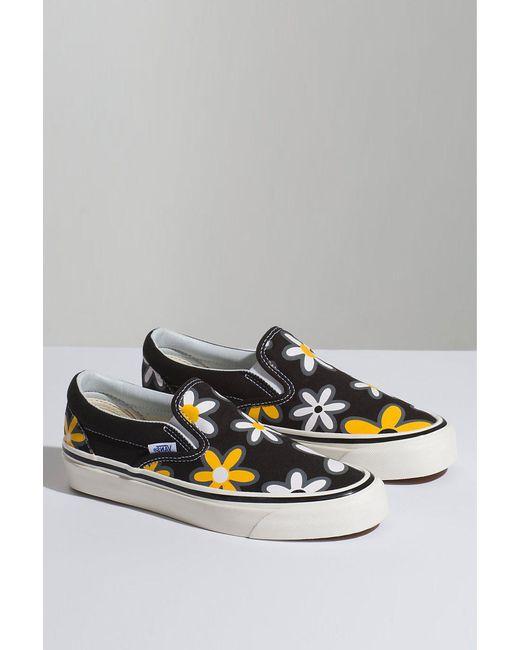 ea5ffa612595c7 ... Vans - Multicolor Classic Slip-on 9 (anaheim Factory) Og Black for Men  ...