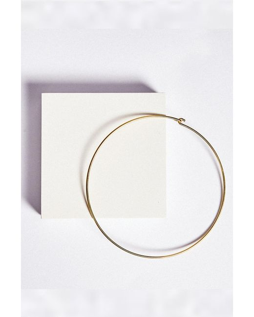Sorelle | Metallic Brass Lucia Necklace | Lyst