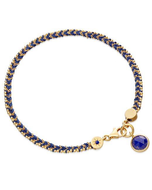 Astley Clarke | Metallic Jean Genie Lapis Bracelet Blue | Lyst