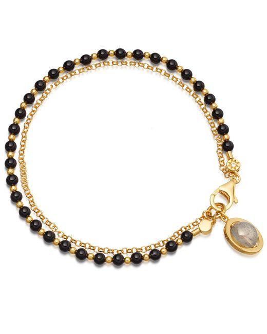 Astley Clarke - Metallic Saturn Biography Bracelet - Lyst