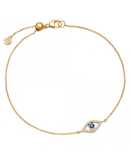 Astley Clarke - Multicolor Evil Eye Fine Biography Sapphire Bracelet - Lyst