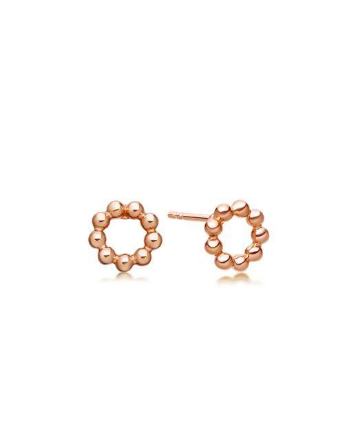 Astley Clarke - Multicolor Beaded Stilla Stud Earrings - Lyst