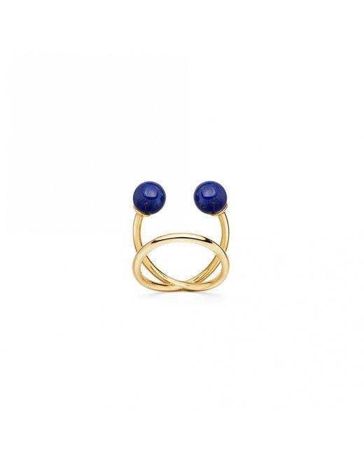 Astley Clarke | Blue Lapis Midi Yves Ring | Lyst