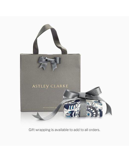 Astley Clarke | Multicolor Lunar Stilla Ring Stack | Lyst