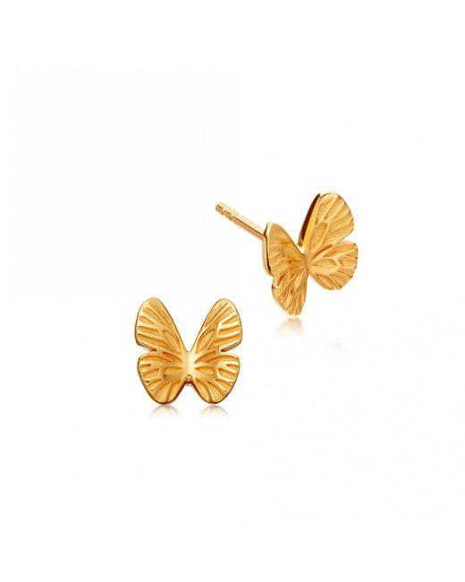 Astley Clarke | Multicolor Mini Butterfly Biography Stud Earrings | Lyst