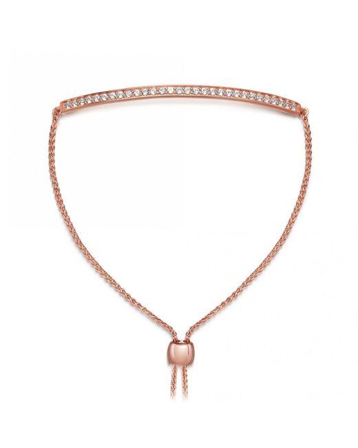 Astley Clarke - White Sapphire Kula Eternity Bracelet - Lyst