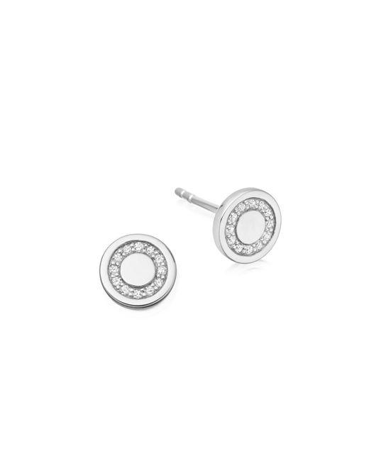 Astley Clarke   Metallic Large Rising Sun Earrings   Lyst