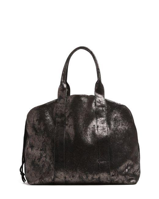 ATM - Black Leather Bucket Bag - Lyst