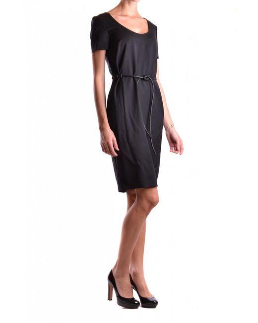 DSquared² - Black Dress Pr860 - Lyst