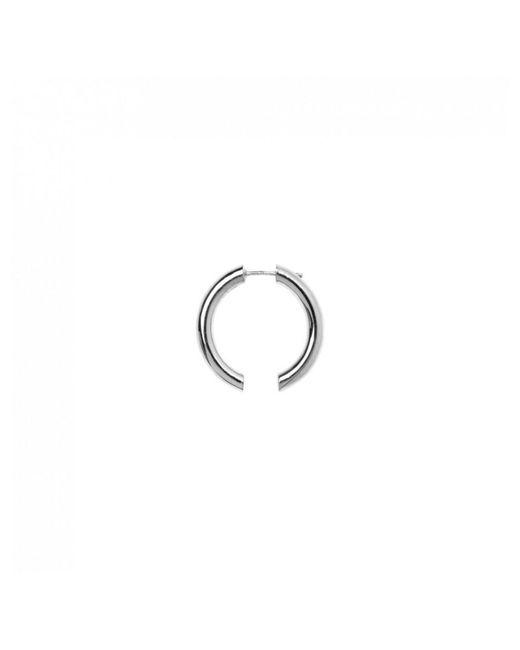 Maria Black - Metallic Broken 25 Earring In Silver - Lyst