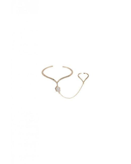 Marcia Moran - Metallic Bracelet Bpu268 - Lyst