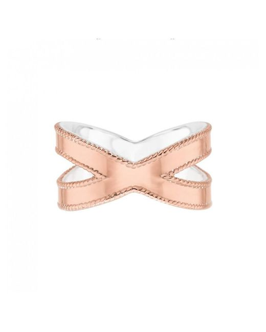 Anna Beck - Metallic Limited Edition Cross Ring - Lyst