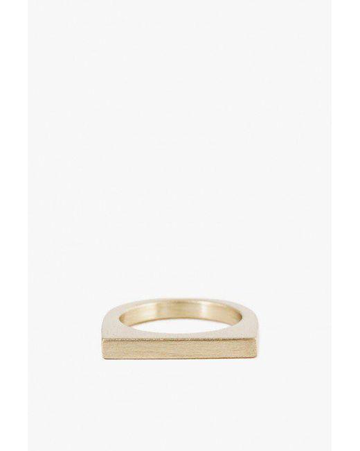 Marmol Radziner | Multicolor Lightweight Short Slab Ring | Lyst
